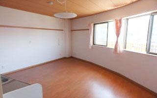 居室(3F角部屋)