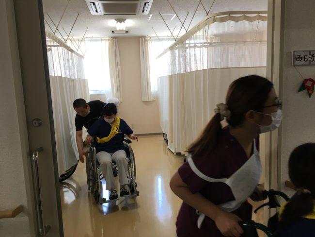 中国から介護技能実習生が来ました。