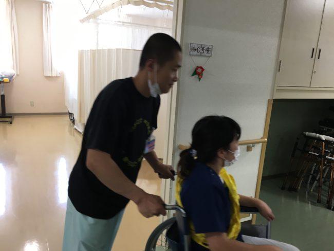 中国の介護技能実習生が着任しました。