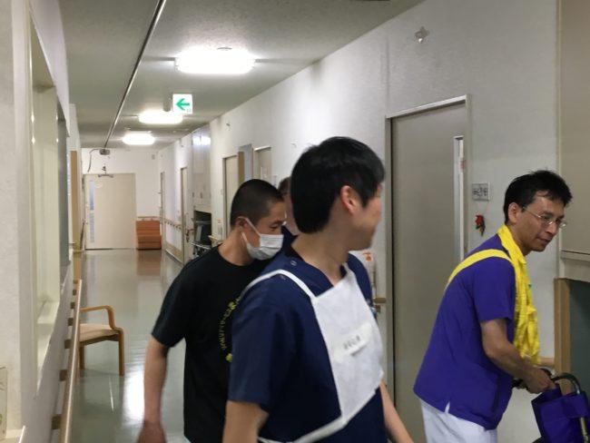 中国から介護技能実習生