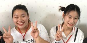 徐微さん、李夢嬌さんが仲間に加わりました。